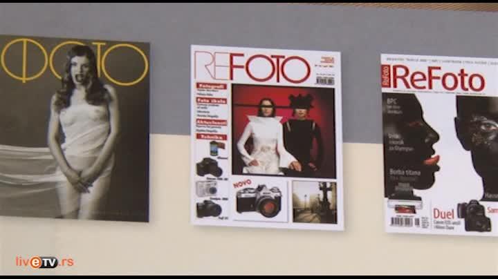100. broj časopisa Refoto