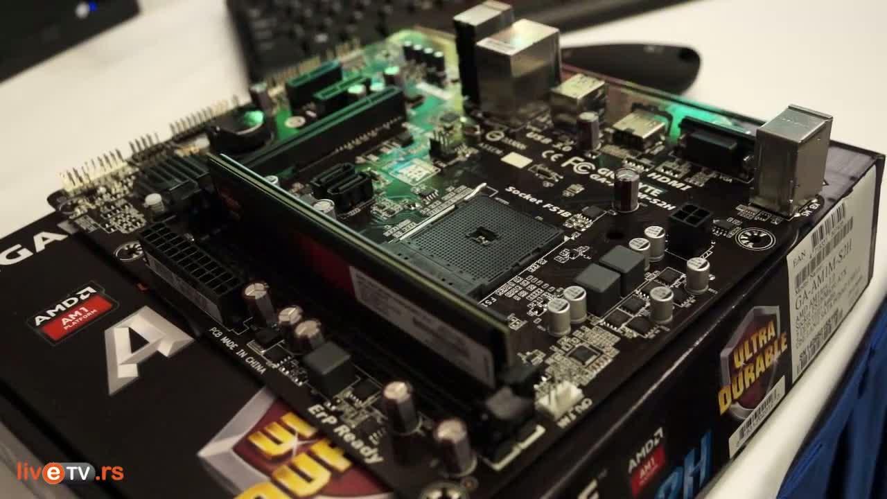 AMD predstavio AM1 platformu
