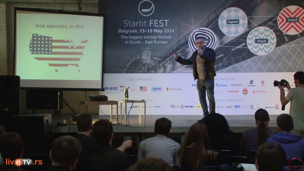 Startup Standup: Going global from Europe