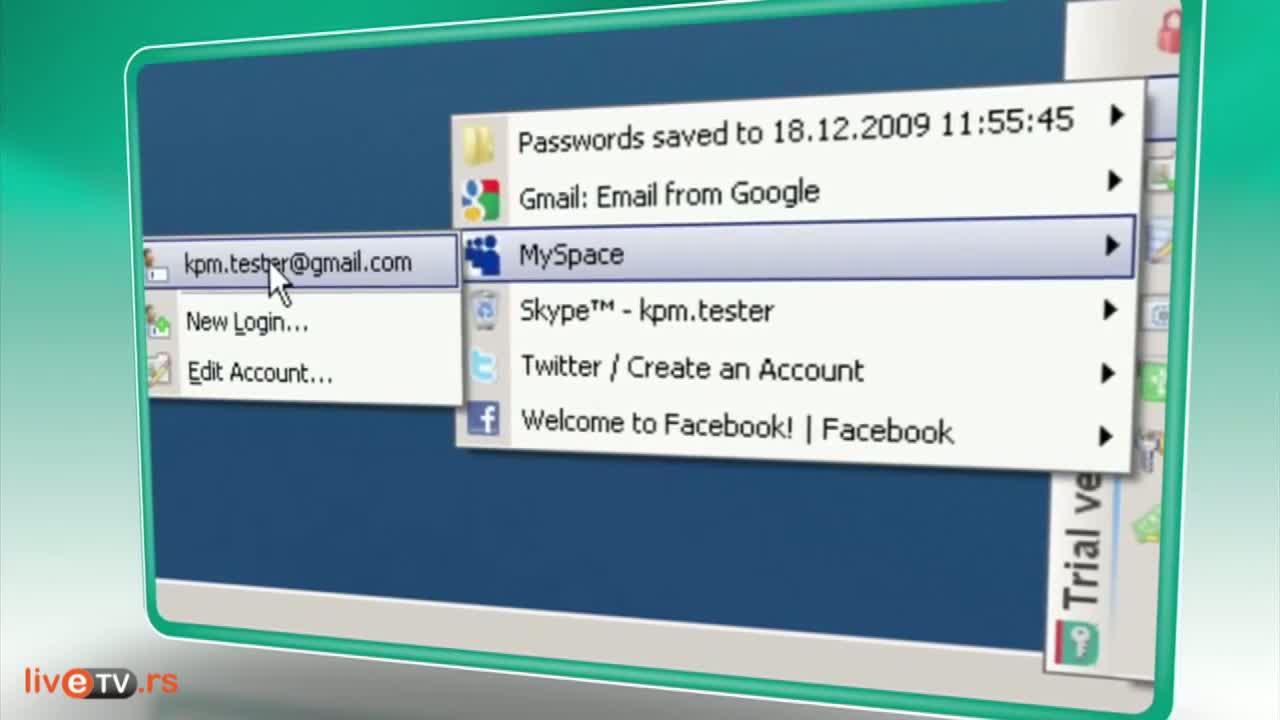 Zaštitite onlajn-naloge sigurnim lozinkama