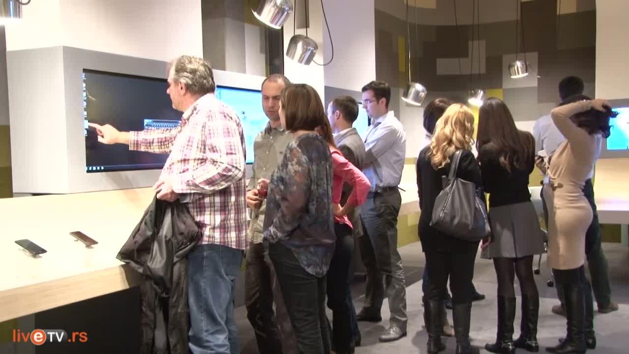 Otvoren Telenor Biznis EXPO