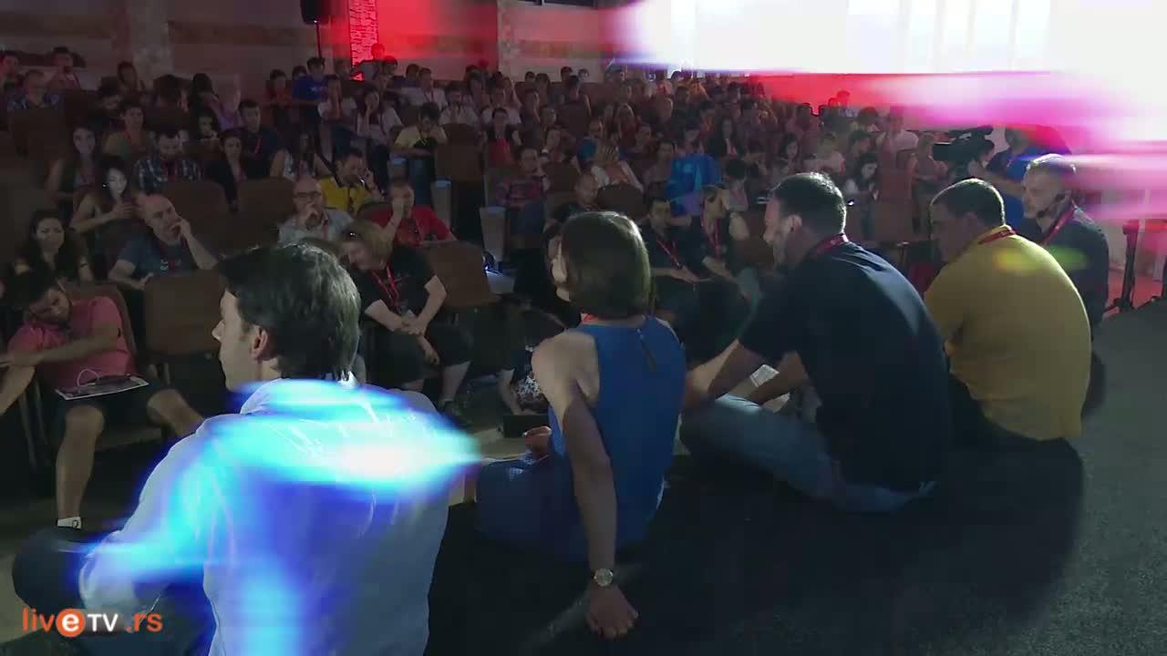 Microsoft podržao startape na Spark.me 2015 konferenciji