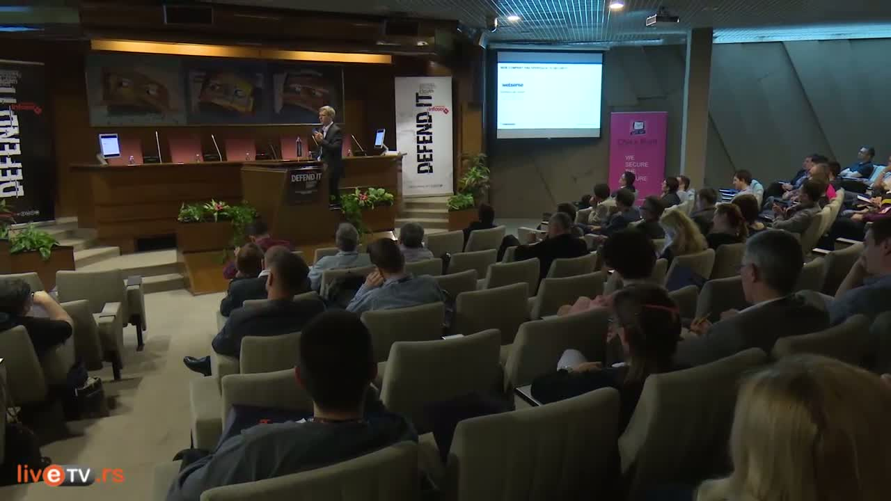Održana Telegroup Infosec 2016 konferencija