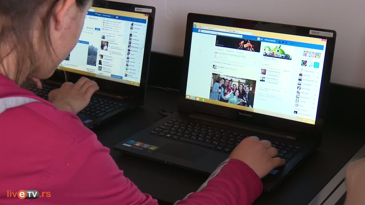 Telenor fondacija obezbedila kompjutere i internet Domu za decu i omladinu sa oštećenjem sluha