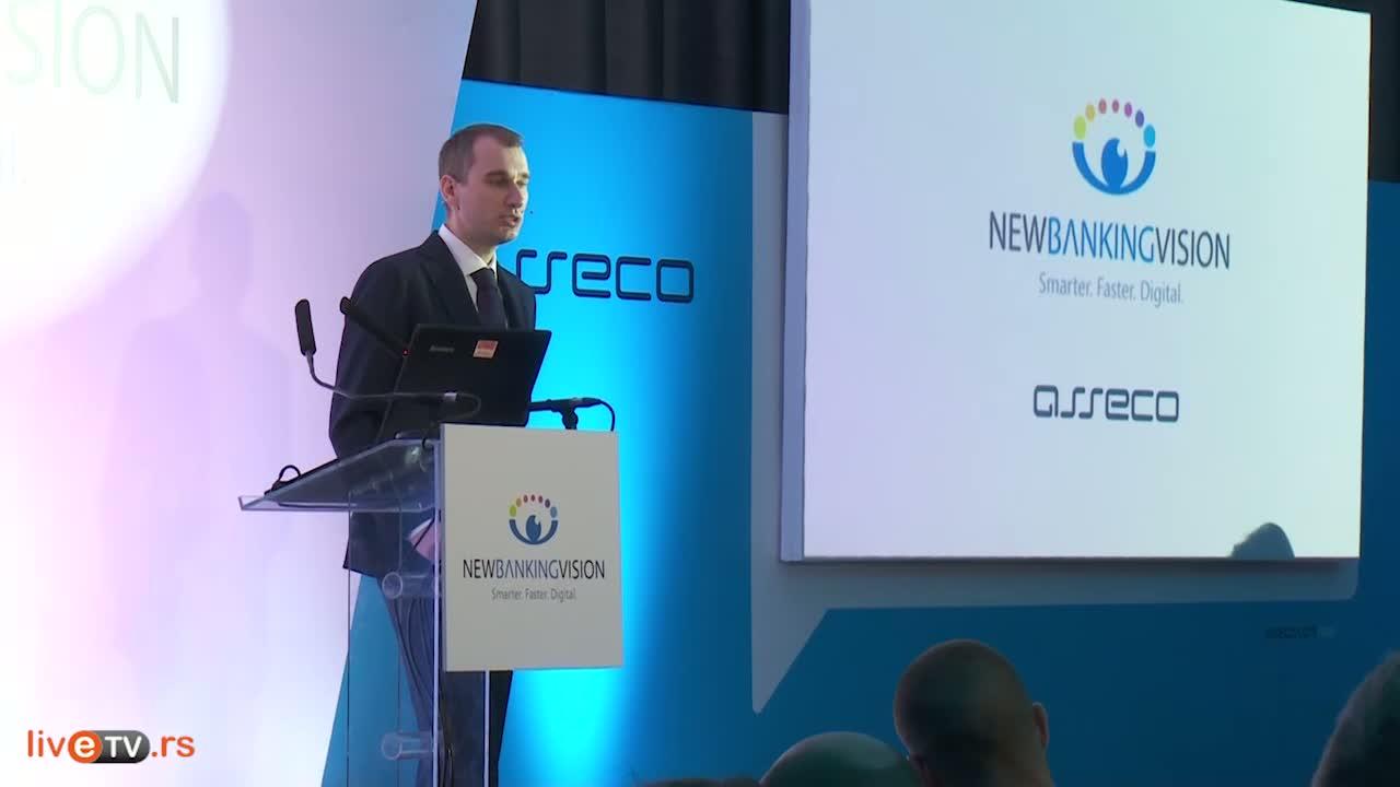 "Održana regionalna konferencija o IT trendovima ""Nova bankarska vizija"""