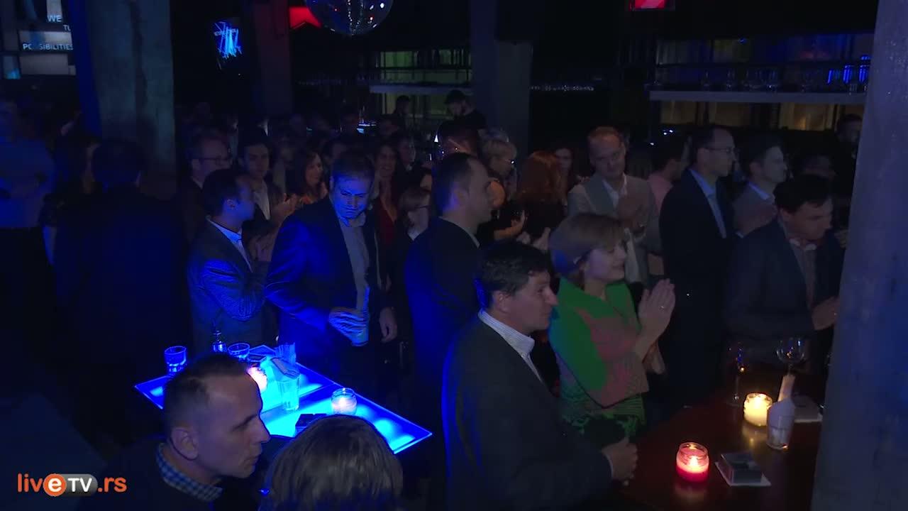Ericsson proslavio 20. Godina uspešnog poslovanja u Srbiji