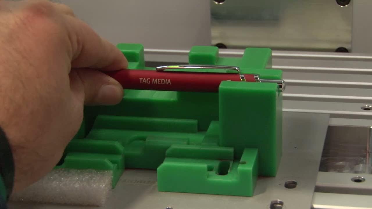 Brendiranje uz pomoć Fujitsu laserske štampe