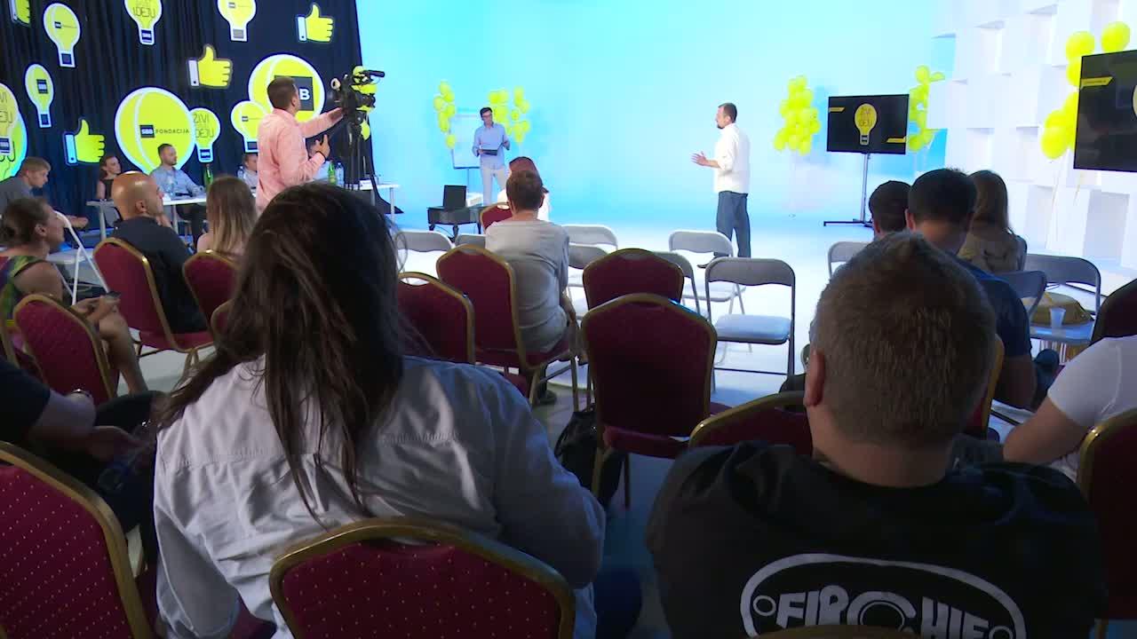 """Proglašeni pobednici konkursa """"Živi svoju ideju"""" SBB-a i SBB Fondacije"""