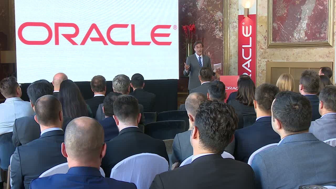 Oracle Cloud Machine - najmoderniji IT servis