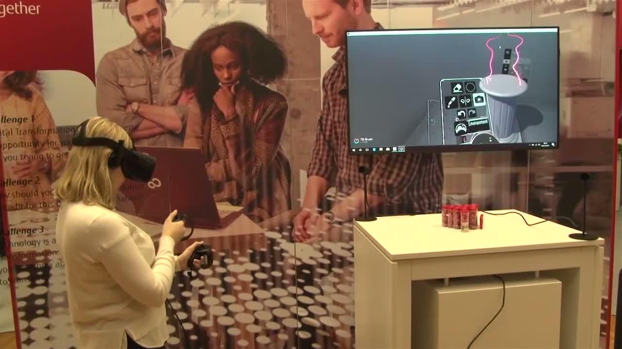 Virtuelna realnost iz ugla kompanije Fujitsu