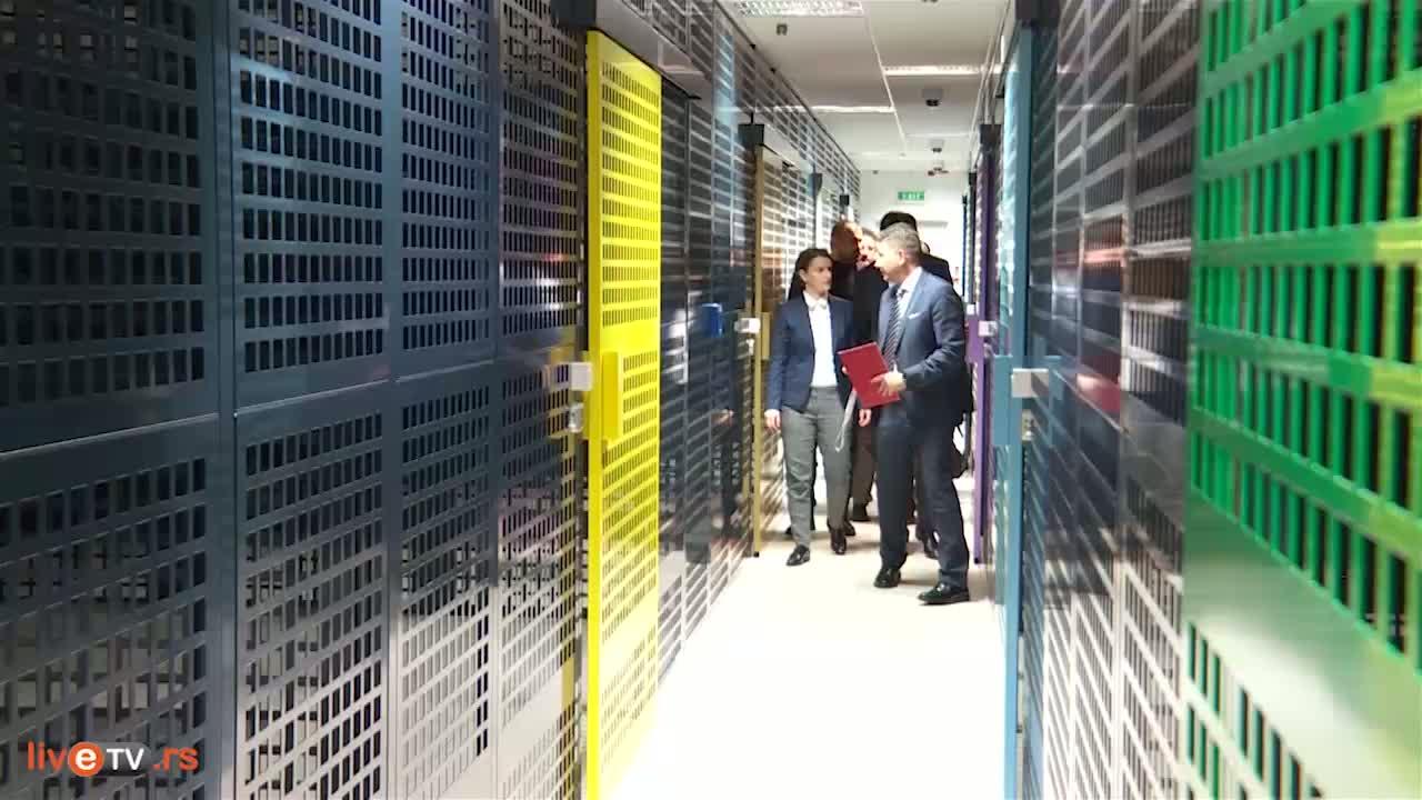 U Beogradu otvoren prvi Državni data centar