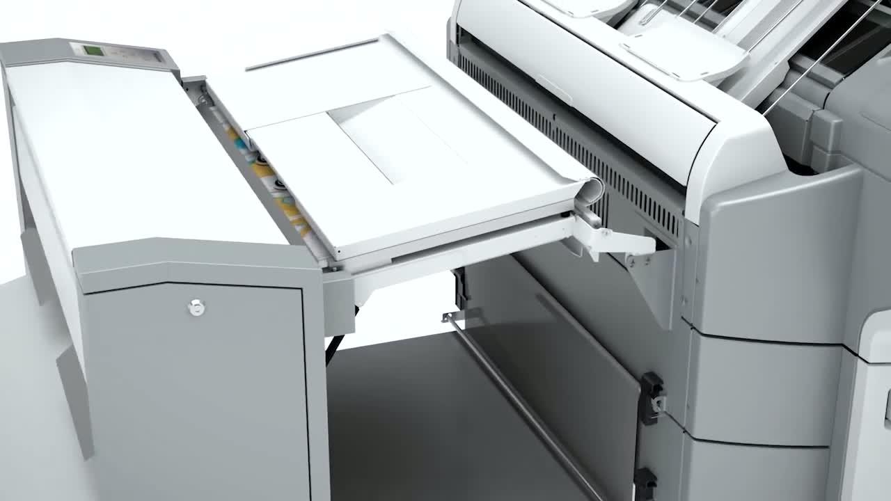 Canon postigao uspeh u industriji štampe širokog formata instalacijom 10.000 Océ uređaja