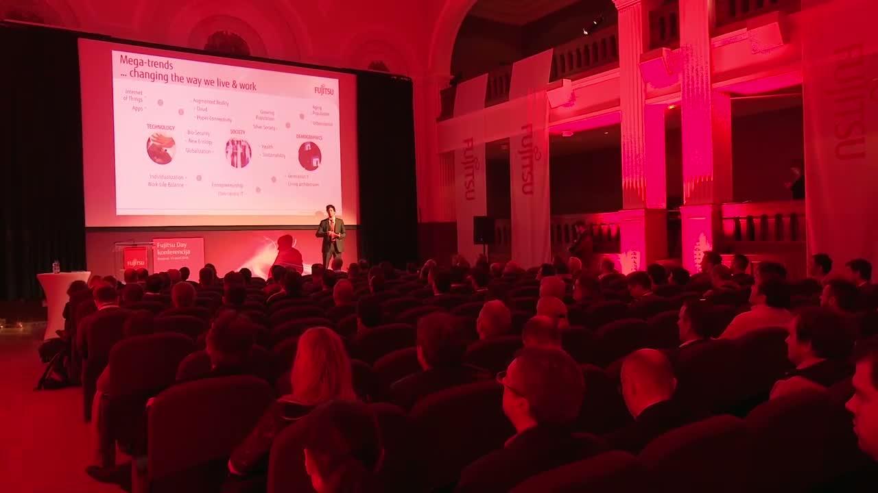 Održana tradicionalna Fujitsu Day konferencija