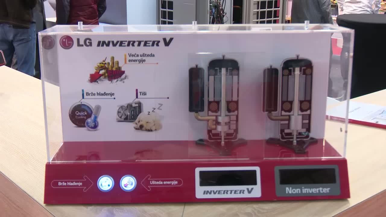 LG predstavio najnoviju seriju Therma V toplotnih pumpi